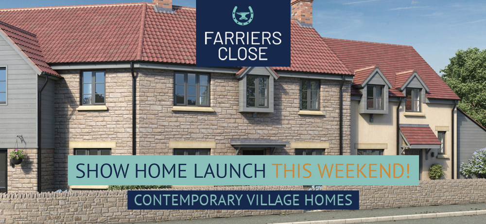 Farriers Close Show Home Launching Soon