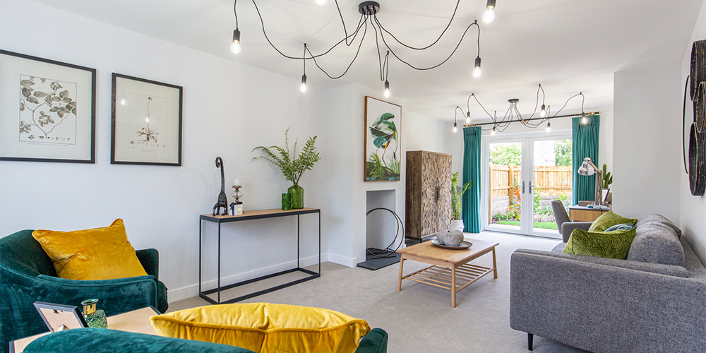 Show homes open at Farriers Close and Church Farm