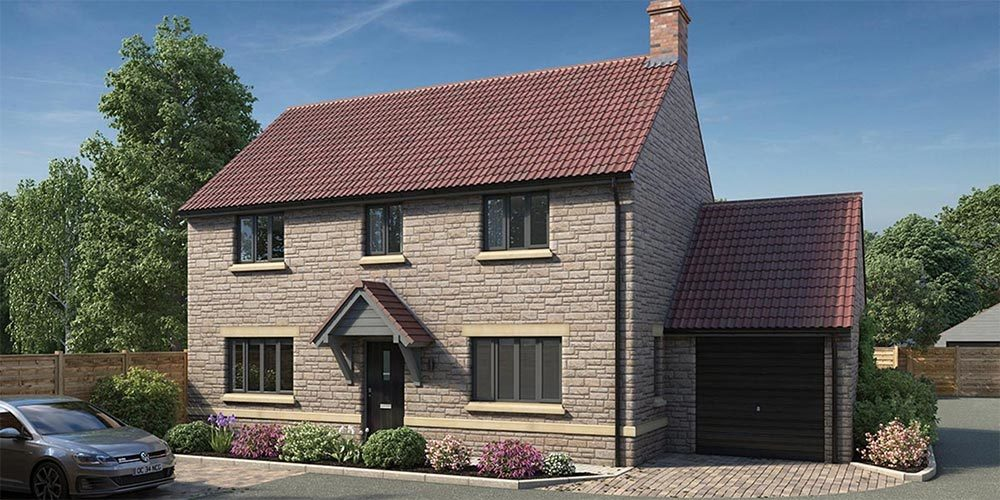 Just one property remaining at Farriers Close