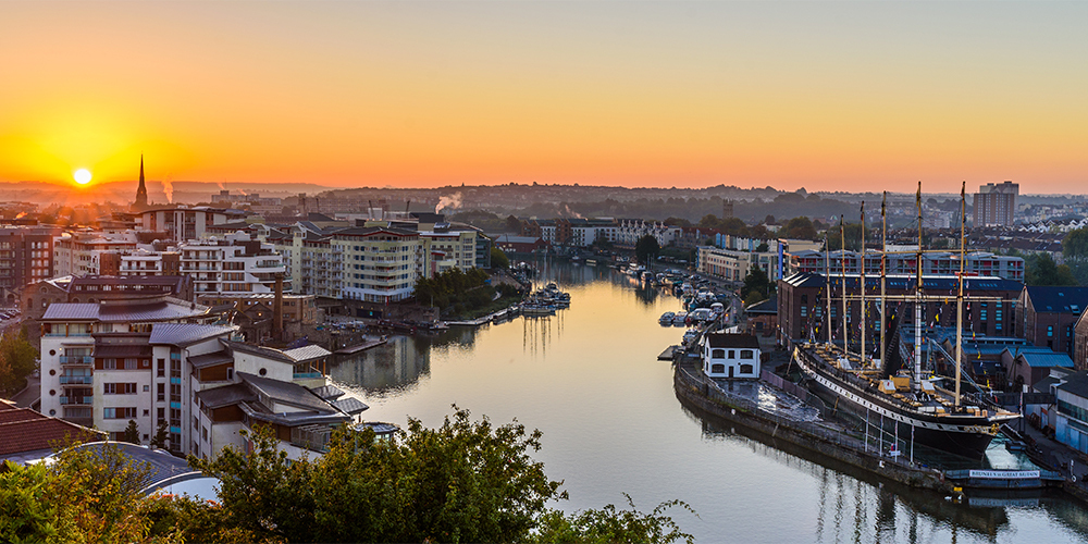 We're proud to be part of Bristol's Skyline