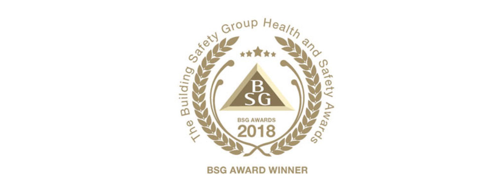 Autograph highly commended at the BSG Health & Safety Awards